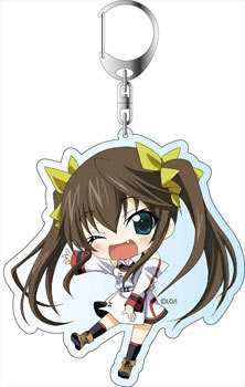 main photo of IS: Infinite Stratos 2 Deka Keyholder: Huang Ling Yin