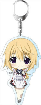 main photo of IS: Infinite Stratos 2 Deka Keyholder: Charlotte Dunois