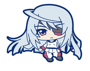 main photo of IS: Infinite Stratos 2 Rubber Strap: Laura Bodewig