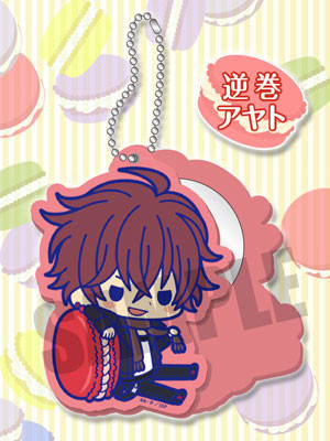 main photo of -es series nino- DIABOLIK LOVERS Big ☆ acrylic mirror: Sakamaki Ayato