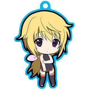 main photo of IS: Infinite Stratos Keyholder: Charlotte Dunois IS Suit ver.