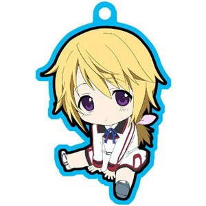 main photo of IS: Infinite Stratos Keyholder: Charlotte Dunois Uniform ver.