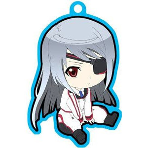 main photo of IS: Infinite Stratos Keyholder: Laura Bodewig Uniform ver.