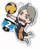 photo of Haikyuu!! Acrylic Keychain: Koushi Sugawara