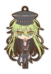 main photo of Amnesia Rubber Mascot II Flower: Ukyo