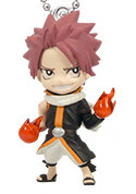 main photo of Fairy Tail Deformed Mini Figure Part 4: Natsu Dragneel