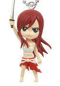 main photo of Fairy Tail Deformed Mini Figure Part 4: Erza Scarlet