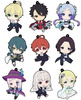 photo of Makai Ouji: Devils and Realist Petanko Trading Rubber Strap: Solomon