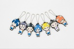 photo of Yowamushi Pedal Rubber Keychain Collection Vol.2: Manami Sangaku