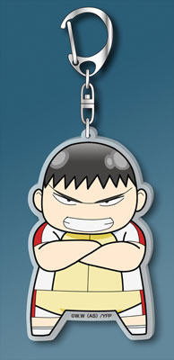 main photo of Yowamushi Pedal Deka Keychain: Tadokoro Jin
