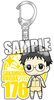 photo of Yowamushi Pedal Metal Keychain: Onoda Sakamichi