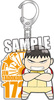 photo of Yowamushi Pedal Metal Keychain: Tadokoro Jin