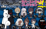 photo of Dangan Ronpa The Animation Rubber Strap Vol. 2: Touko Fukawa