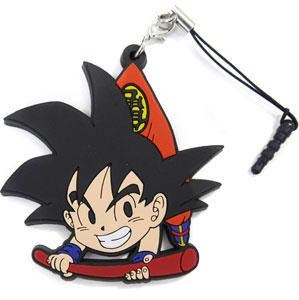 main photo of Dragon Ball Z Kai Tsumamare Pinched Strap: Goku