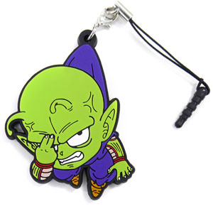 main photo of Dragon Ball Z Kai Tsumamare Pinched Strap: Piccolo