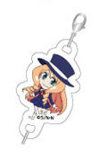 main photo of Phi Brain ~Kami no Puzzle~ Acrlyic Joint Charm: Melancholy