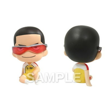 main photo of Half-Size Yowamushi Pedal TMS Ver.: Kinjou Shingo