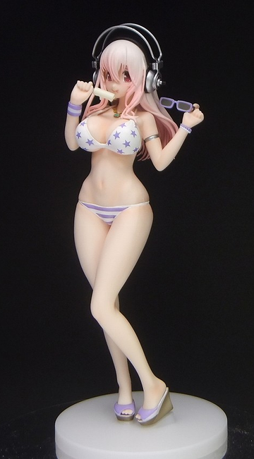 main photo of Premium Prize Sonico Summer Beach Blueberry macaron Swimsuit Ver.