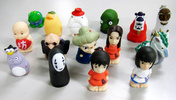 photo of Spirited Away Finger Puppet: Kamajii