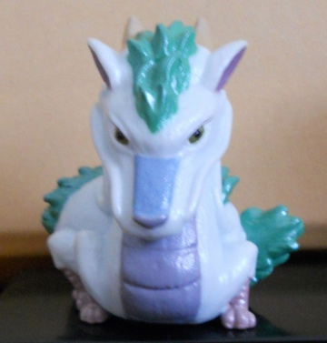main photo of Spirited Away Finger Puppet: Haku