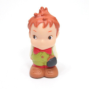 main photo of Hauru no Ugoku Shiro Finger Puppet: Markl