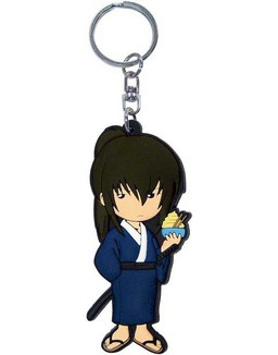 main photo of Gintama Rubber Mascot: Hijikata Toushirou boyhood ver.