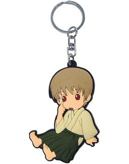 main photo of Gintama Rubber Mascot: Okita Sougo boyhood ver.