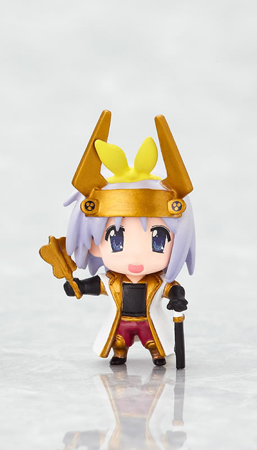 main photo of Nendoroid PLUS: Lucky Star Cosplay Charm Series 2: Hiiragi Tsukasa Kinki Ver.