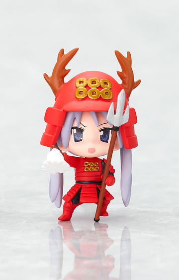 main photo of Nendoroid PLUS: Lucky Star Cosplay Charm Series 2: Hiiragi Kagami Kantou Ver.