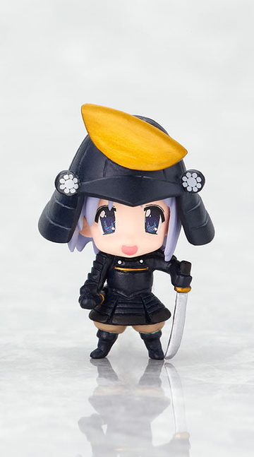 main photo of Nendoroid PLUS: Lucky Star Cosplay Charm Series 2: Hiiragi Tsukasa Touhoku Ver.