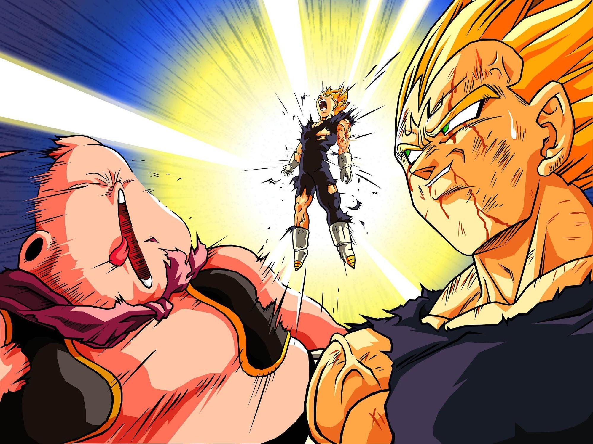 Dragon ball z kai the final chapters my anime shelf - Dragon bale z ...