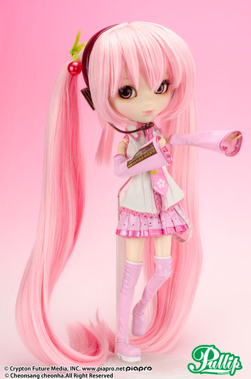main photo of Pullip Sakura Miku
