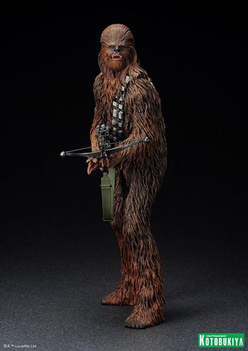 main photo of ARTFX+ Star Wars Chewbacca