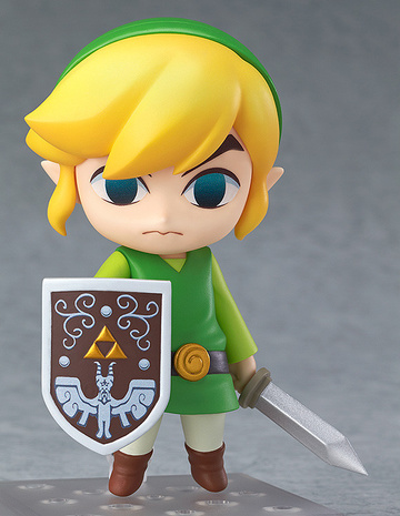 main photo of Nendoroid Link The Wind Waker ver.