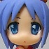 Lucky ☆ Star Mini Display Figure Vol.1: Tsukasa Hiiragi