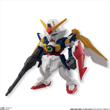 main photo of FW GUNDAM Converge 15: XXXG-01W Wing Gundam