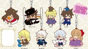 photo of Pandora Hearts Rubber Strap Collection: Vincent Nightray