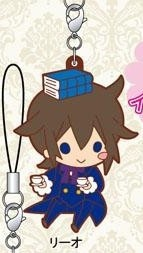 main photo of Pandora Hearts Rubber Strap Collection: Leo