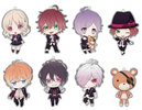 photo of Diabolik Lovers Trading Metal Charm Strap: Sakamaki Subaru