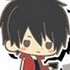 -es series nino- Mekakucity Actors Rubber Strap Collection: Shintaro