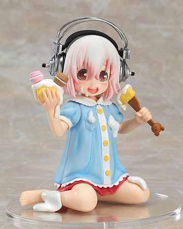 main photo of Super Sonico Young Tomboy Ver.