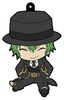 photo of BlazBlue Petanko Trading Rubber Strap: Hazama