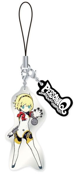 main photo of Persona Q ~Shadow of the Labyrinth~ Metal Strap Vol.1: Aigis