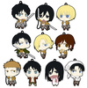 photo of Attack on Titan Trading Rubber Strap: Levi Cleaning ver.