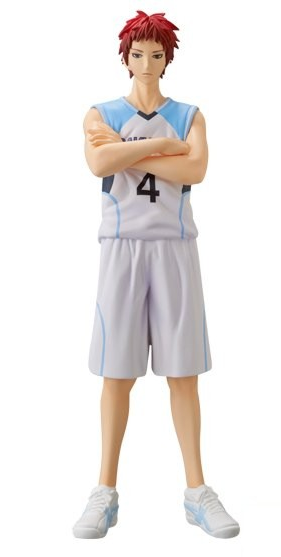 main photo of Kuroko no Basuke DXF Figure ~CrossxPlayers~ 4Q: Akashi Seijuro