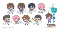 photo of Diamond no Ace Capsule Rubber Strap: Kominato Haruichi