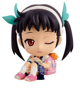 main photo of Chibi Kyun-Chara: Hachikuji Mayoi