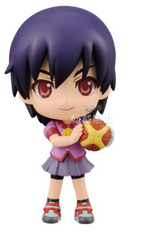 main photo of Chibi Kyun-Chara: Kanbaru Suruga C