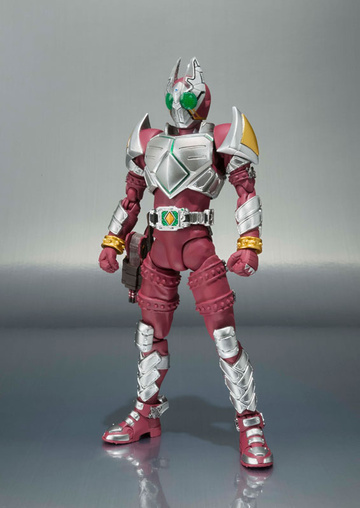 main photo of S.H.Figuarts Kamen Rider Garren & Red Rhombus Set