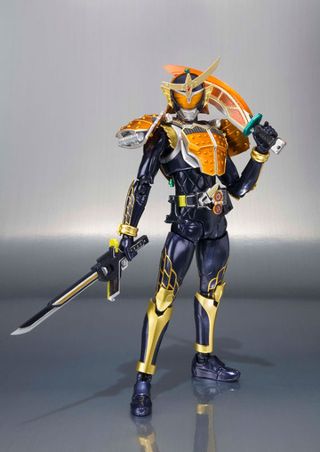 main photo of S.H.Figuarts Kamen Rider Gaim Orange Arms Ver.